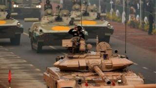 भारतीय टैंक