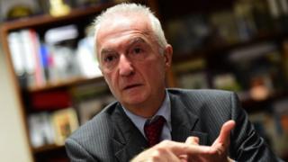 Avrupa Birliği Terörle Mücadele Koordinatörü Gilles de Kerchove