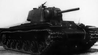 Танк КВ-1