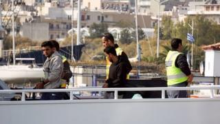 Les contrôles de la police portuaire ont été intensifiés ces derniers mois face à la volonté des réfugiés d'embarquer pour Athènes.