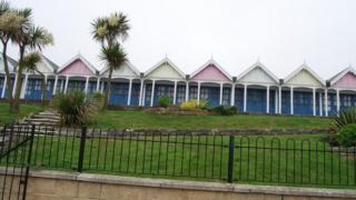 Greenhill chalets, Weymouth