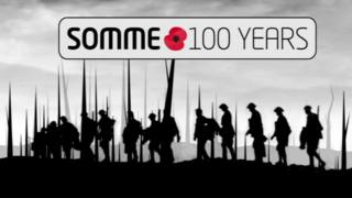 Battle of the Somme graphic