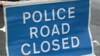 Wallace Avenue and the Belfast Road remain closed with diversions in place