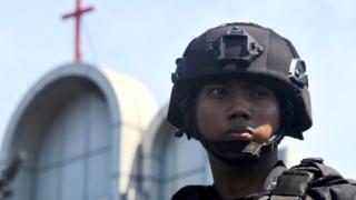 Endonezya'daki son saldırılar