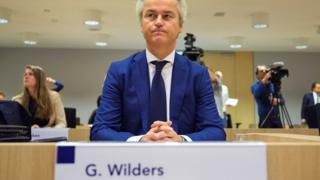 Belanda, Wilders