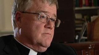 The Very Rev Jeffrey John