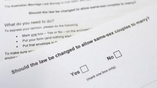 The Australian Marriage Law Postal Survey