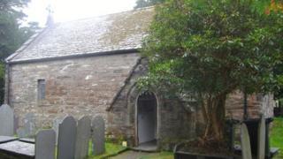 St Gwyddelan's in Dolwyddelan