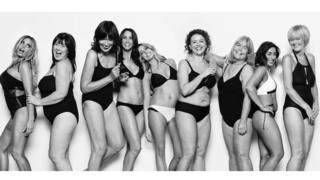 The Loose Women stripped down to their swimming costumes to empower women