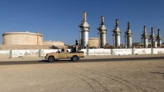libye, production pétrole