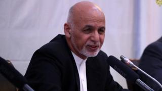 محمد اشرف غني