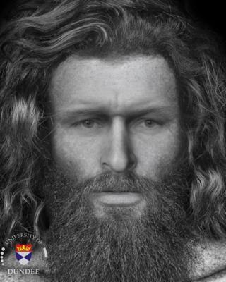Pictish man