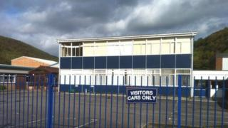 Cwmcarn High School closed for nearly two years while work to remove asbestos was carried out