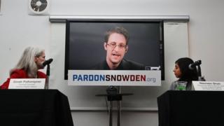Edward Snowden wuxuu ka baqayaa in uusan maxkamad cadaalad ah helin haddii uu ku laabto Maraykanka