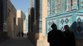 Masjid di Samarkand