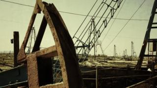 Нефтяные поля Азербайджана