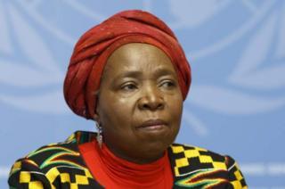 Nkosazana Dlamini-Zuma ataondoka afisini Januari