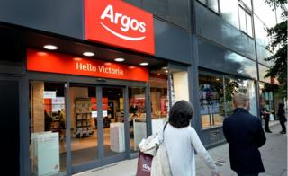 Argos branch