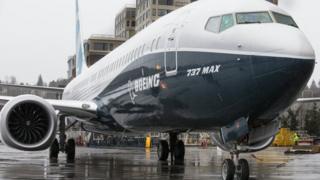 Лайнер 737 MAX