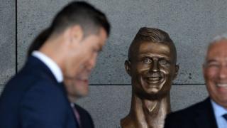 Garoonka Ronaldo ee Madiera
