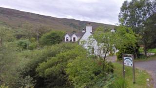 Cromasaig guest house
