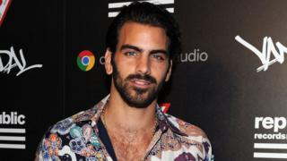 US actor and model Nyle DiMarco