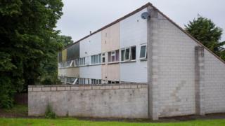 Bradville housing estate