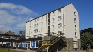 12. Crombie Halls, Meston Walk, Aberdeen (1953-56)