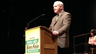 Deputy First Minister Martin McGuinness has confirmed that he will be seeking election as an MLA for Foyle