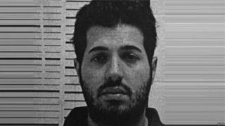 Reza Zarrab'ın ABD'deki sabıka fotoğrafı
