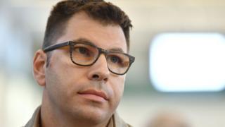 اعتقل فالنتينو تالوتو في نوفمبر/تشرين الثاني 2015