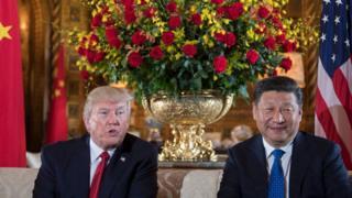 ABD Başkanı Donald Trump ve Çin Başkanı Şi Jinping