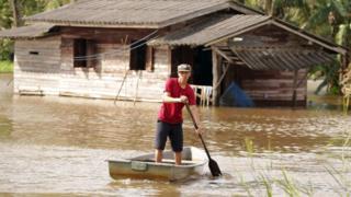 น้ำท่วม, ภาคใต้, 2560, ภัยพิบัติ, อุทกภัย, รัชกาลที่ 10, ประยุทธ์ จันทร์โอชา, ลายพระหัตถ์