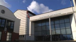 Isle of Man court house