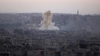 ロシアはアレッポ空爆停止を求める安保理決議に拒否権を行使した