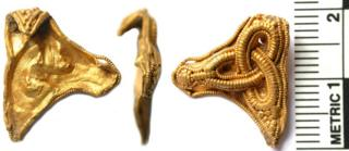 Sculthorpe gold mount