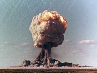 การทดลองระเบิดนิวเคลียร์ที่เขตมาราลิงกา