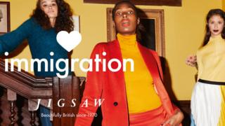 Jigsaw's campaign image