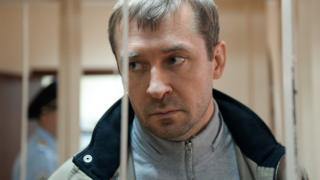 Захарченко в зале суда