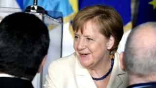 Merkel amekuwa Kansela wa Ujerumani tokea mwaka 2005