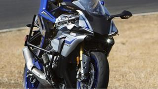 机器人摩托车