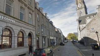 Huntly Street