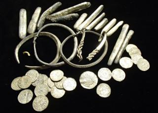 Rare Viking hoard found near Watlington