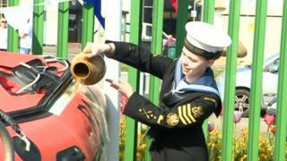 D-Class Burnham Reach