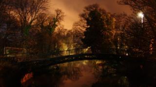 Bridge over River Devon