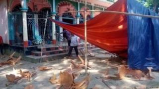 ઠકુરાતી ગામની તસવીર