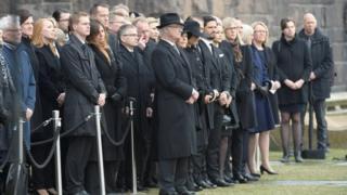 Швеція, хвилина мовчання