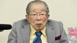 日野原重明氏は日本で非常に有名で各方面から尊敬されていた