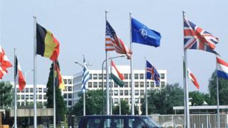 NATO'nun Brüksel'deki merkezi