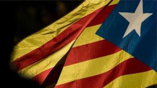 Прапор Каталонії